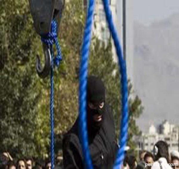 اعدام زن در مشهد