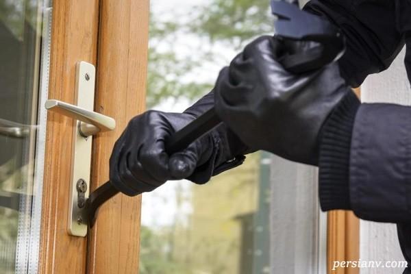 ماجرای سرقت خانه عتیقه فروش ثروتمند توسط تازه عروس