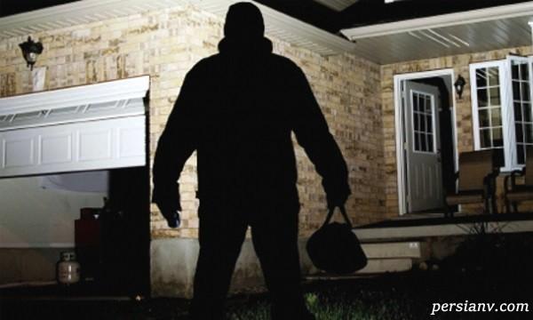 سرقت خانه
