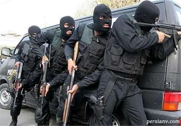 گروگانگیری در مشهد