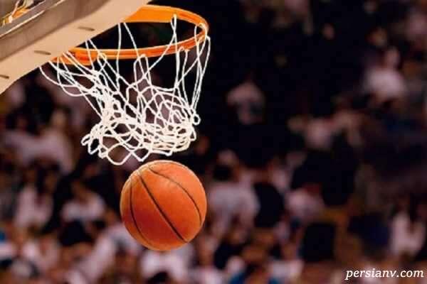 غش کردن داور جوان در جریان مسابقه بسکتبال