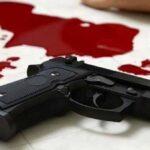 قتل همسر با همدستی مرد غریبه به خاطر اختلاف زناشویی