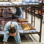 حادثه آتش سوزی کمپ اعتیاد در مشهد منجر به مرگ چند نفر شد