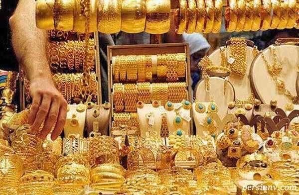 سرقت از طلا فروشی