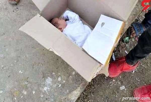 جنازه نوزاد