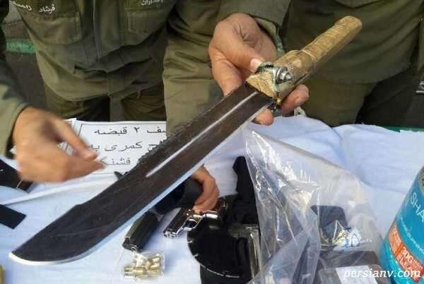 اولین گفتگو با زورگیر مسلح و جنجالی جاده کرج _ قزوین