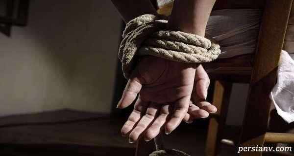 نجات کودک ربوده شده
