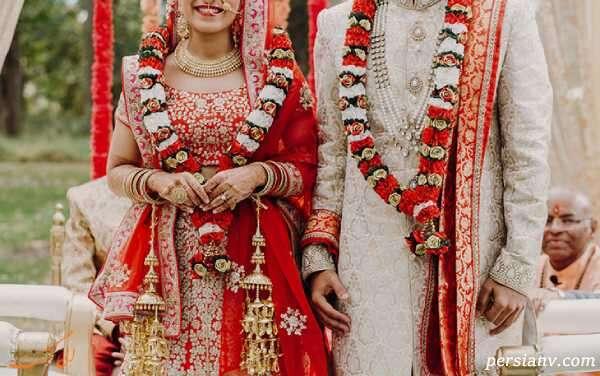 حرکت عجیب داماد جوان کنار عروس که جشن عروسی را بهم ریخت