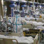 وضعیت وحشتناک کرونا در اورژانس یکی از بیمارستان های مشهد