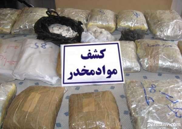 مواد مخدر در معده