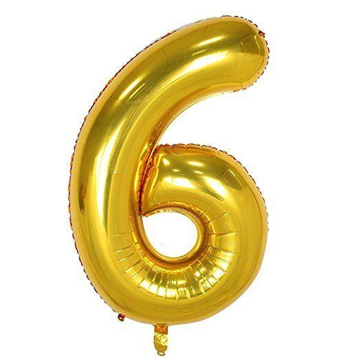 خصوصیات عدد شش (۶)