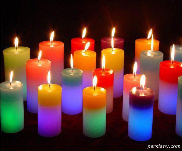 فال و طالع بینی جالب شمع