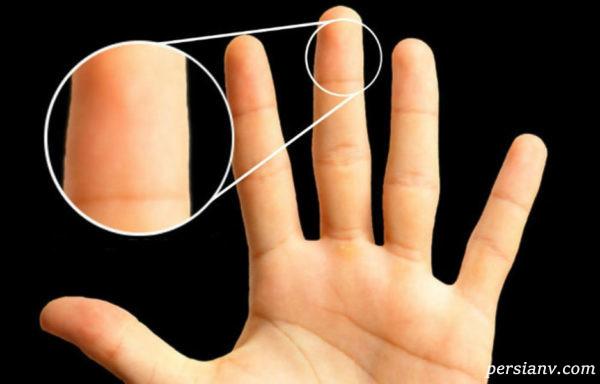 طالع بینی انگشتان دست