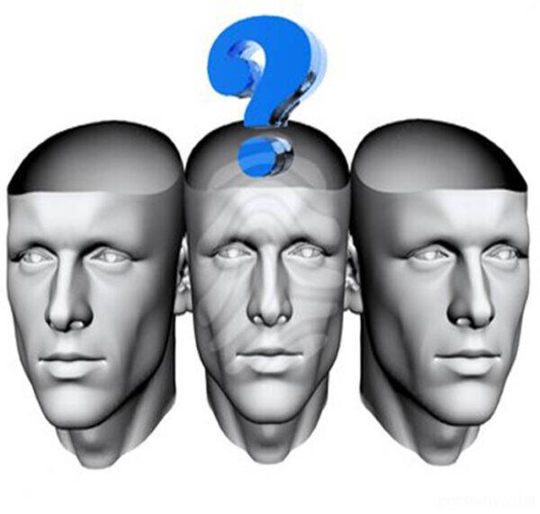 سوالات شخصیت شناسی