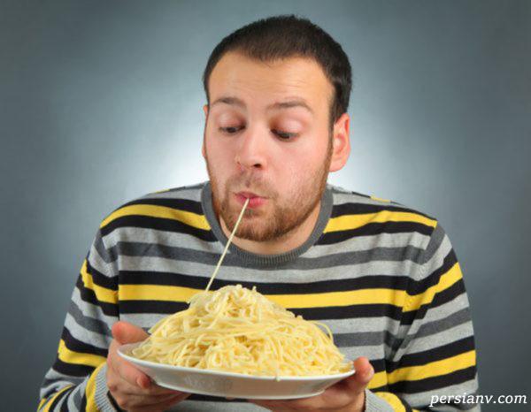 شخصیت شناسی از روی غذا خوردن