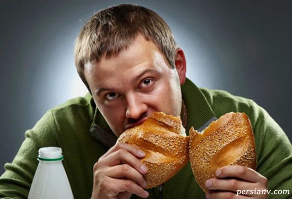 شخصیت شناسی از روی غذا خوردن !