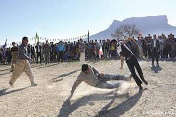 بازی محلی لشکرکشى ، بازی محلی یزد