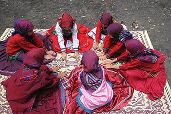 بازی های جالب و پرهیجان محلی استان مازندران