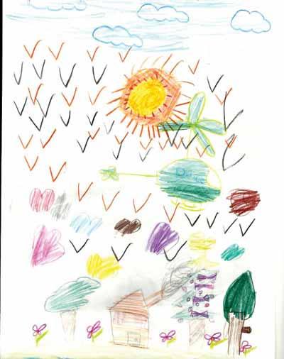 شخصیت شناسی از روی نقاشی کودکان