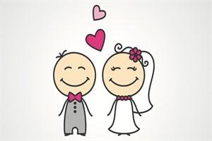 طالع بینی ماه های ازدواج عروس وداماد