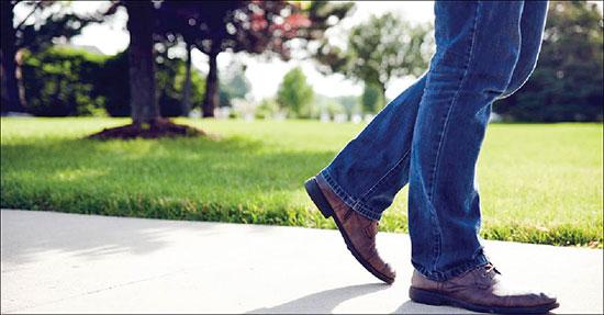 شخصیت شناسی راه رفتن