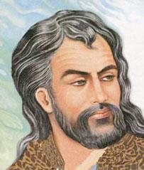 غزل شماره ۱۱۳ حافظ : بنفشه دوش به گل گفت و خوش نشانی داد