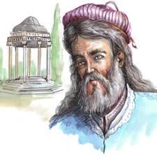 غزل شماره ۱۳ حافظ : می دمد صبح و کله بست سحاب