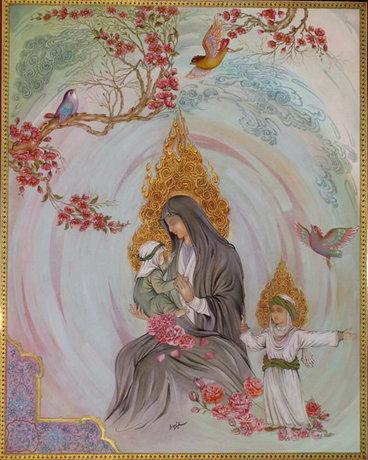 غزل شماره ۲۰ حافظ : روزه یک سو شد و عید آمد و دل ها برخاست