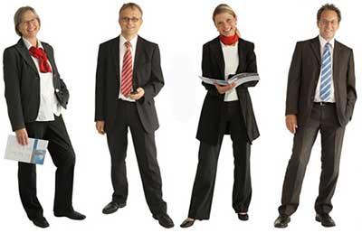 شخصیت شناسی آدمها از روی لباس