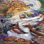 غزل شماره ۴۲۸ حافظ : سحرگاهان که مخمور شبانه