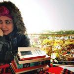 مریم معصومی در کنار سرگرمی هایش در تعطیلات عید +عکس