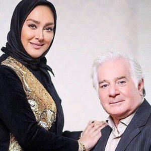 الهام حمیدی و تبریک به بهترین بابای دنیا! +عکس