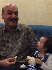 مهناز افشار عکس دخترش را در کنار ایرج طهماسب منتشر کرد +عکس