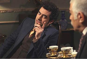 شهاب حسینی در نمایی از سریال شهرزاد 2 +عکس