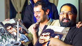 عکس بسیار زیبای شهاب حسینی که به وسیله رضا صادقی منتشر شد !