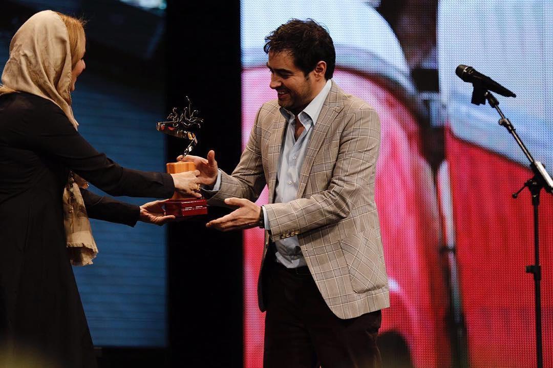 عکس زیبای مهناز افشار و شهاب حسینی / دوست داشتم قباد به شهرزاد برسد!