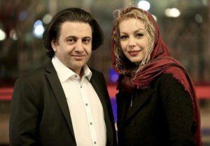 پرستو صالحی و انتشار عکسی از بهترین روز زندگی افشین یداللهی و همسرش