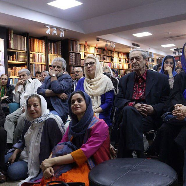 تولد احمدرضا احمدی با حضور هنرمندان مشهور