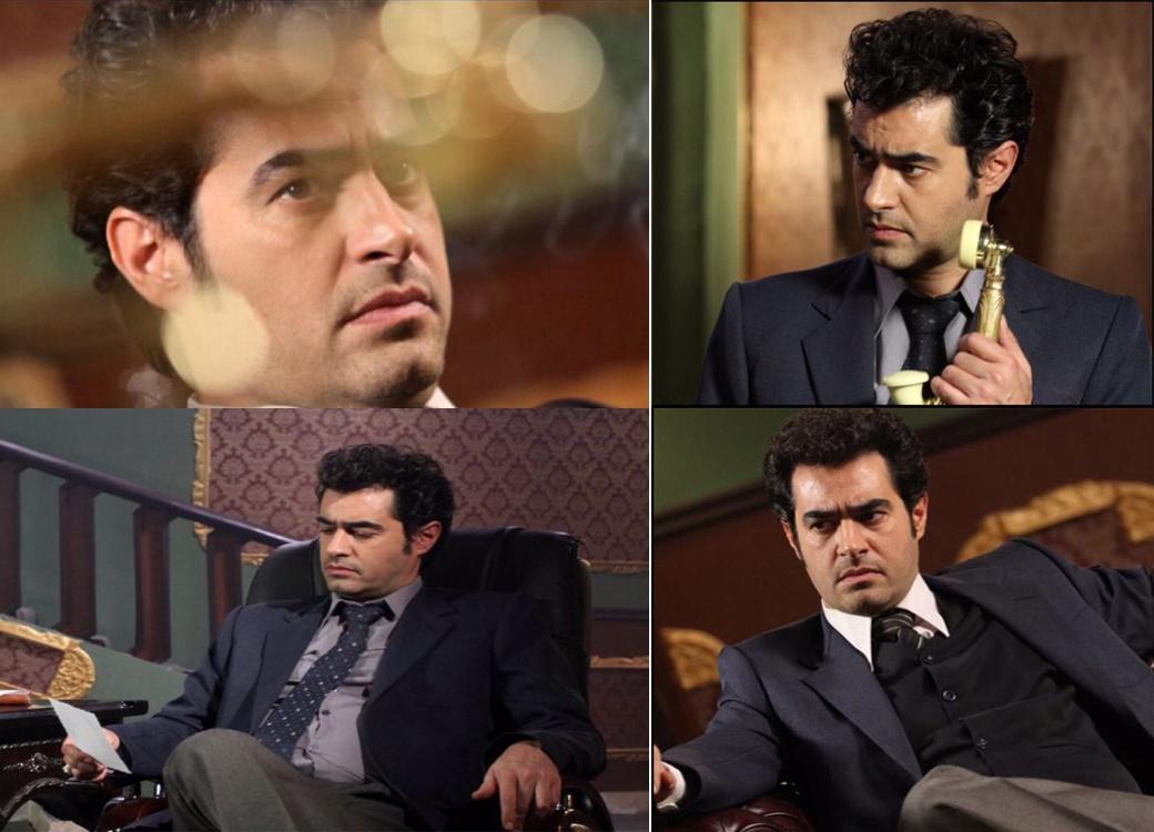 تصاویر شهاب حسینی در فصل دوم شهرزاد
