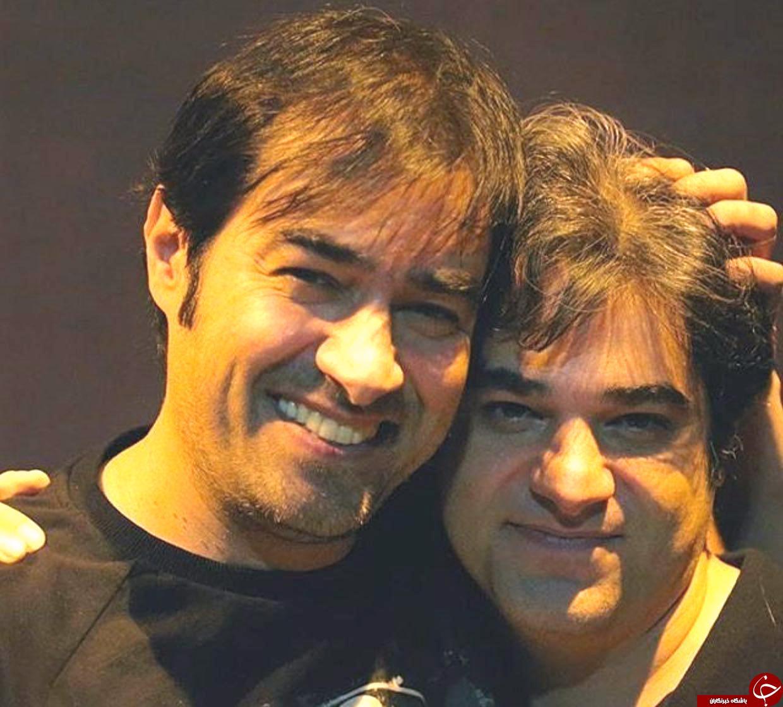 شباهت شهاب حسینی و برادرش