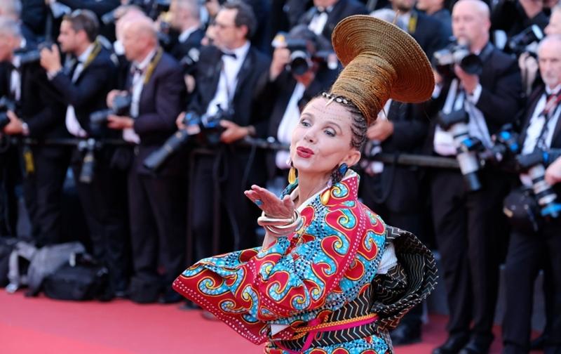 گزارش تصویری افتتاحیه جشنواره کن