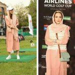 بازیگران زن ایرانی در تورنمنت گلف
