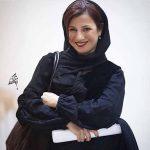 لیلی رشیدی و واکنش تند به استیکرهای انتخاباتی علیه روحانى