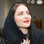 اکران فیلم زير سقف دودى با حضور بهنوش طباطبایی در یزد