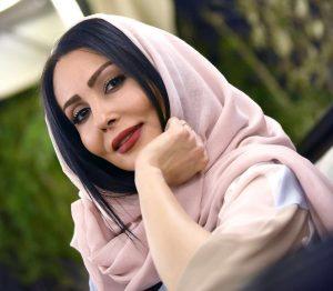 تیپ پرستو صالحی در جشن عکاسان سینمای ایران