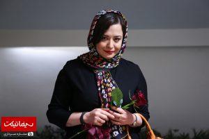 اکران مردمی فیلم پرسه در حوالی من باحضور مهراوه شریفی نیا