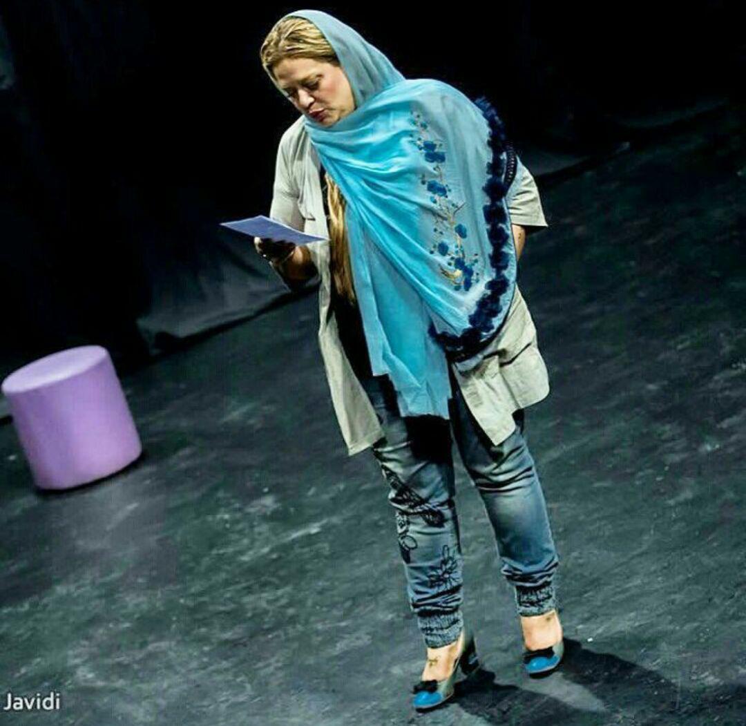 اهانت به دختر چادری توسط بهاره رهنما