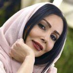 عکس پرستو صالحی با ظاهر جدید و نا آشنا!