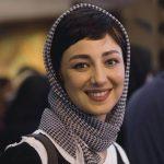حجاب و پوشش عجیب ویدا جوان در یک عکس!
