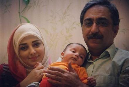 تصادف همسر و فرزند شهرام شکیبا